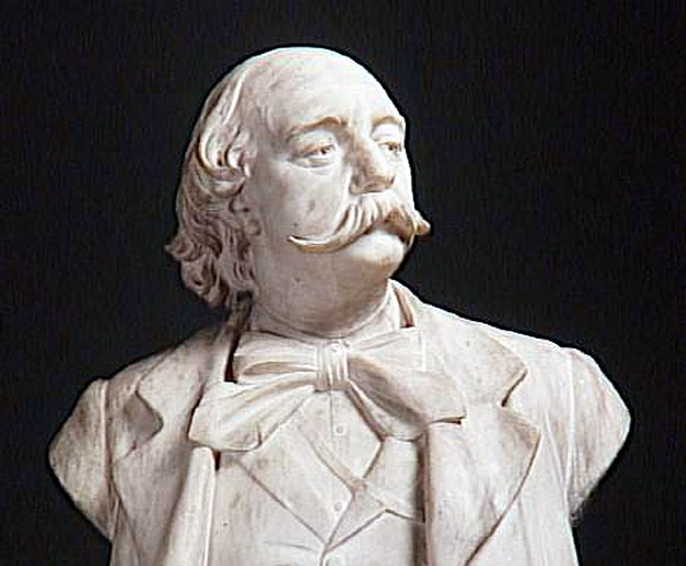 flaubert-buste