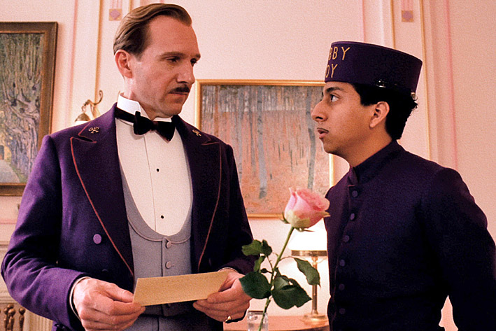 the grand budapest hotel gustave et zero
