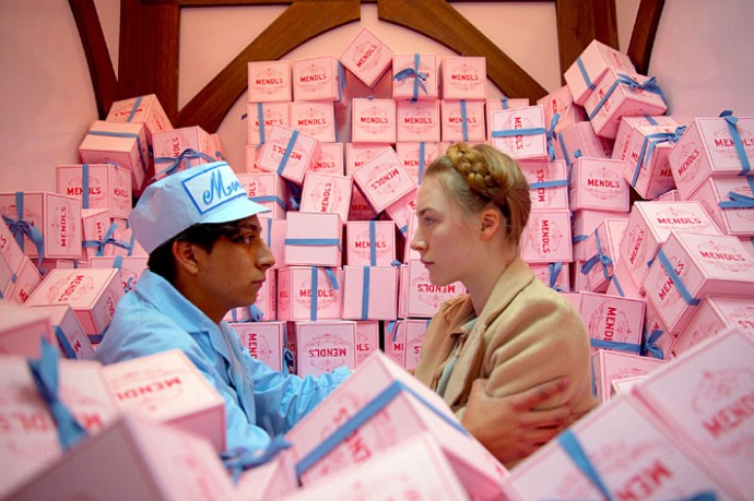 The Grand Budapest Hotel zero et la fille patissier