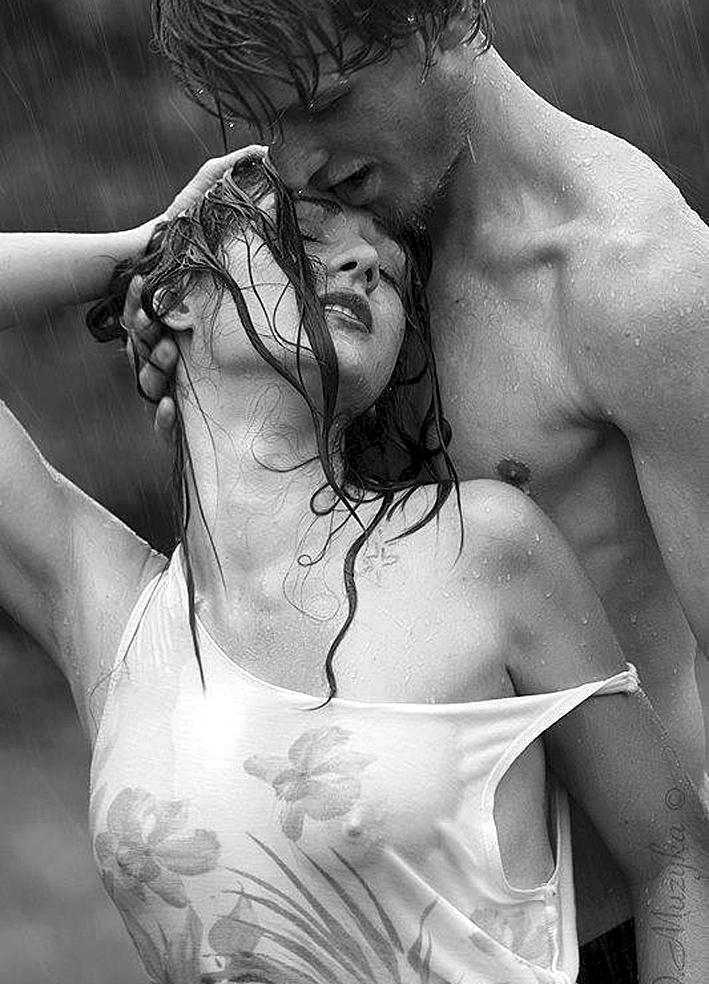 Amour sous la pluie