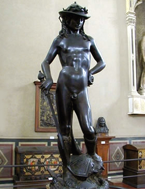 donatello-david-bronze