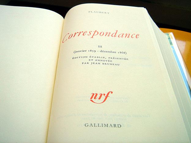 flaubert-pleiade-correspondance-3