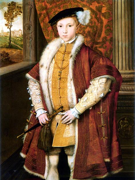 « Le portrait D'Edouard VI de Holbein (Windsor Castle) (…) Disponibilité de ce visage ; incertaine expression d'enfant ; visage exquis encore, mais qui cessera vite de l'être… » (février 1902) p.347