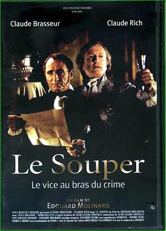 dvd-le-souper-edouard-molinaro