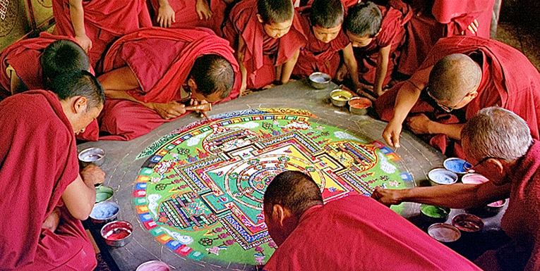 samsara-mandala