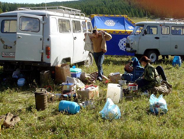 La Mongolie, d'Oulan Bator à l'empire des steppes ; le monde des chevaux 47