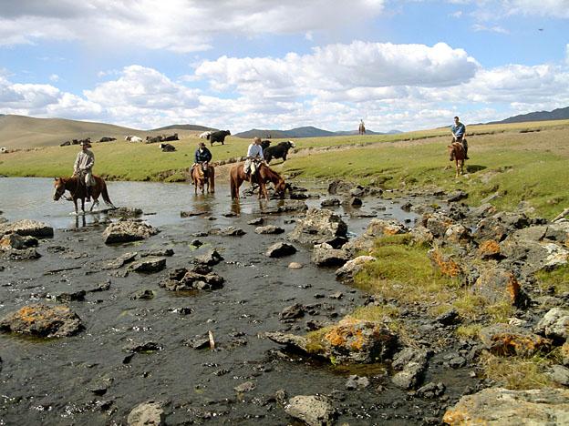 La Mongolie, d'Oulan Bator à l'empire des steppes ; le monde des chevaux 52