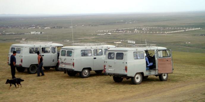 La Mongolie, d'Oulan Bator à l'empire des steppes ; le monde des chevaux 29