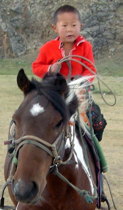 La Mongolie, d'Oulan Bator à l'empire des steppes ; le monde des chevaux 37