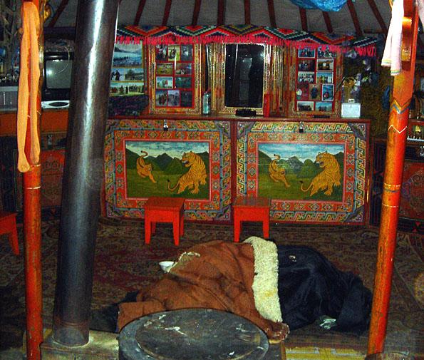 La Mongolie, d'Oulan Bator à l'empire des steppes ; le monde des chevaux 57