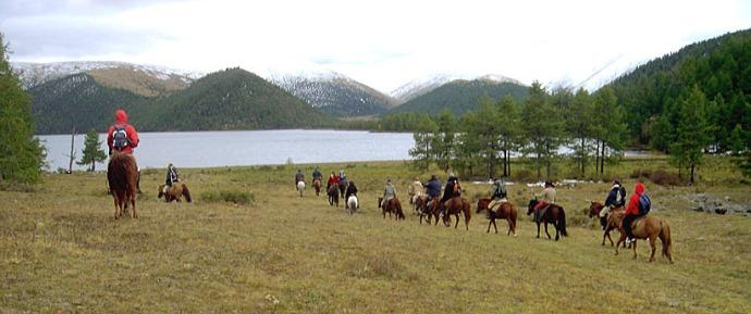 La Mongolie, d'Oulan Bator à l'empire des steppes ; le monde des chevaux 59
