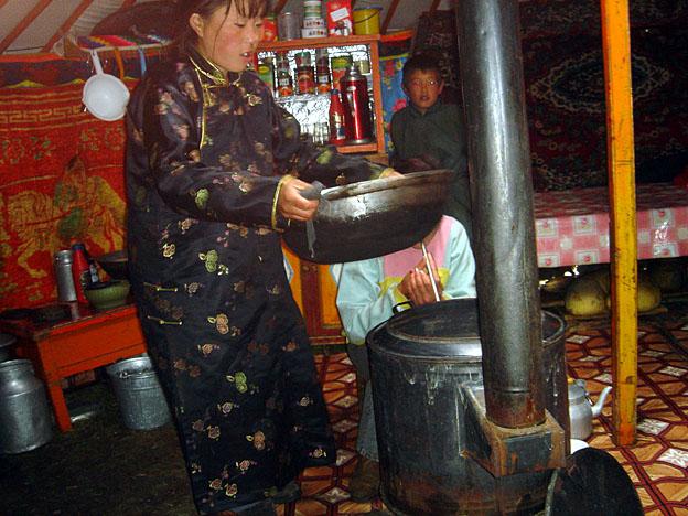La Mongolie, d'Oulan Bator à l'empire des steppes ; le monde des chevaux 56