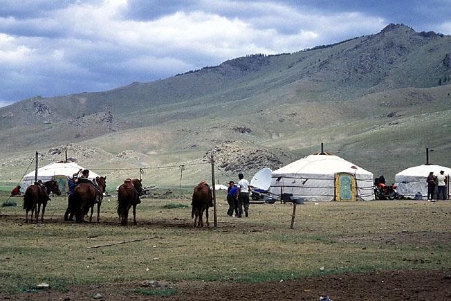 La Mongolie, d'Oulan Bator à l'empire des steppes ; le monde des chevaux 33