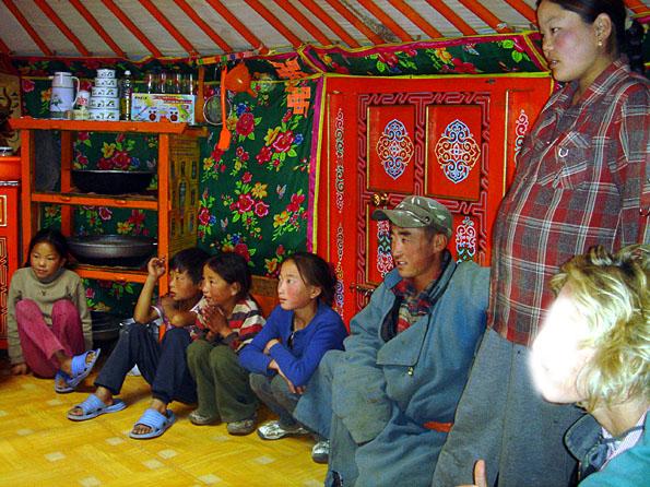 La Mongolie, d'Oulan Bator à l'empire des steppes ; le monde des chevaux 36