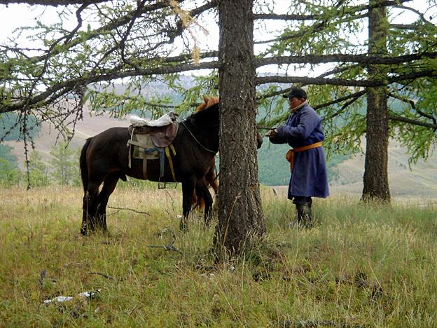 La Mongolie, d'Oulan Bator à l'empire des steppes ; le monde des chevaux 61