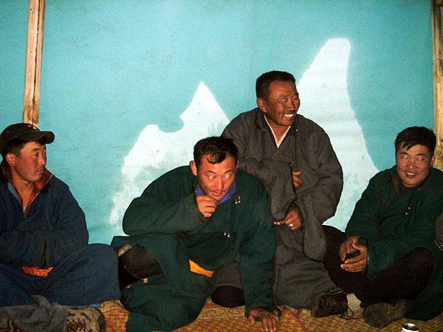 La Mongolie, d'Oulan Bator à l'empire des steppes ; le monde des chevaux 53