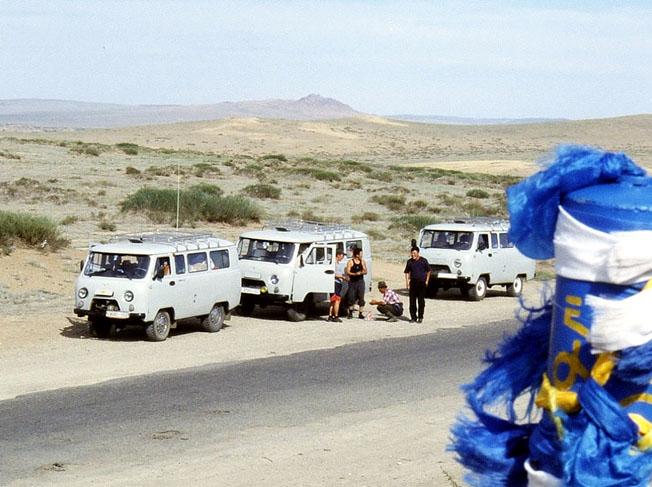 La Mongolie, d'Oulan Bator à l'empire des steppes ; le monde des chevaux 21