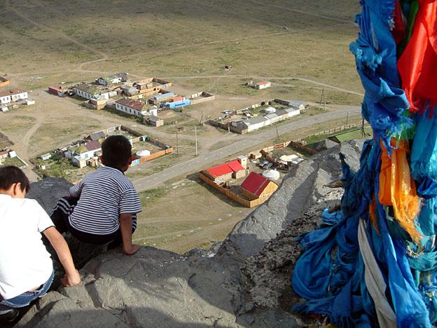 La Mongolie, d'Oulan Bator à l'empire des steppes ; le monde des chevaux 6