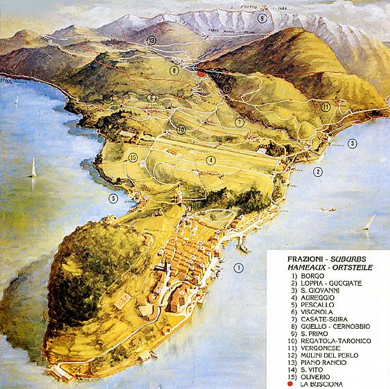 Lac de Côme, un rêve romantique : les plus beaux villages et villas du Laggo di Como 31