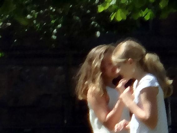 chaud blond lesbienne chatte les adolescents et le sexe oral