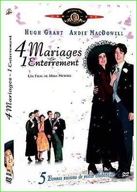 cHODENTK: 4 Mariage Et Un Enterrement Discours